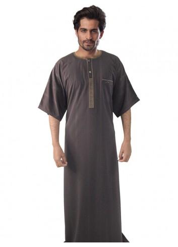 Half sleeve thoube -Size64