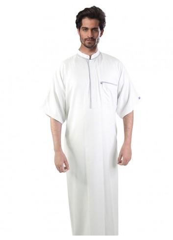 Half Sleeve Normal thoub-color