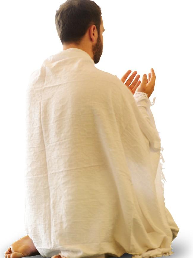 Egyptian Cotton Ihram 1400g