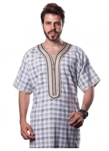 ثوب منزلي اكاف بلو بوليستر عماني