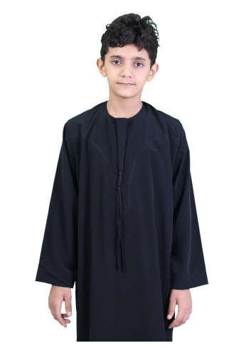 Youth Polister Omani Thoube-black