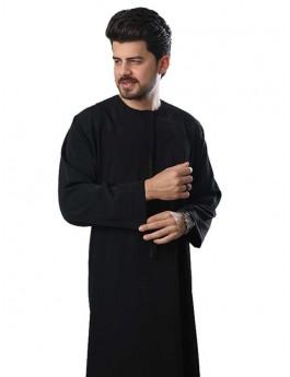 Polister Omani Thoub - black