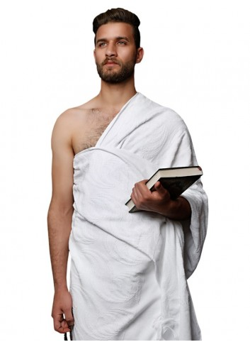 Egyptian Cotton Ihram 1200g
