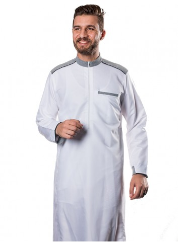 ثوب اكاف مودرن موديل 1015