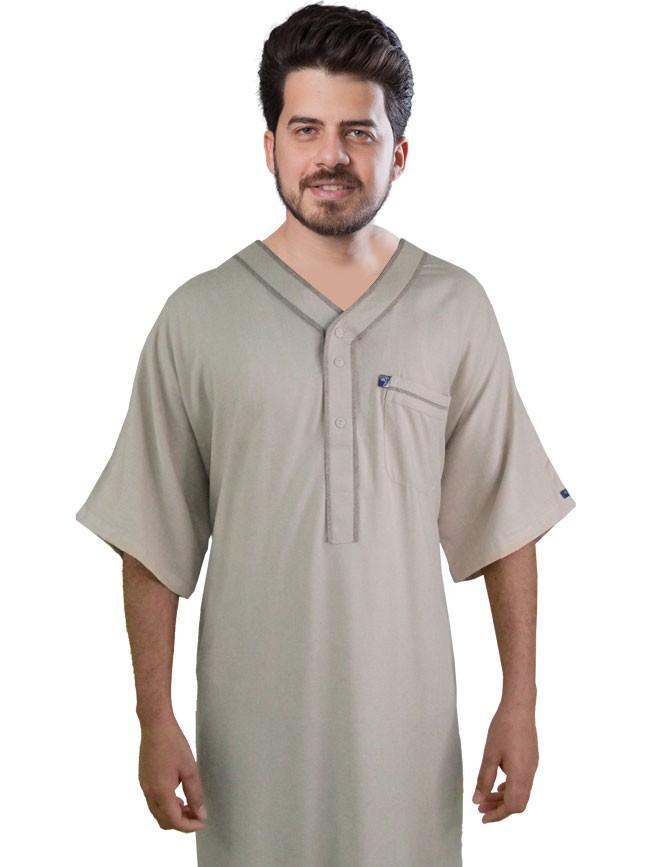 Half Sleeve Normal Thobe - color